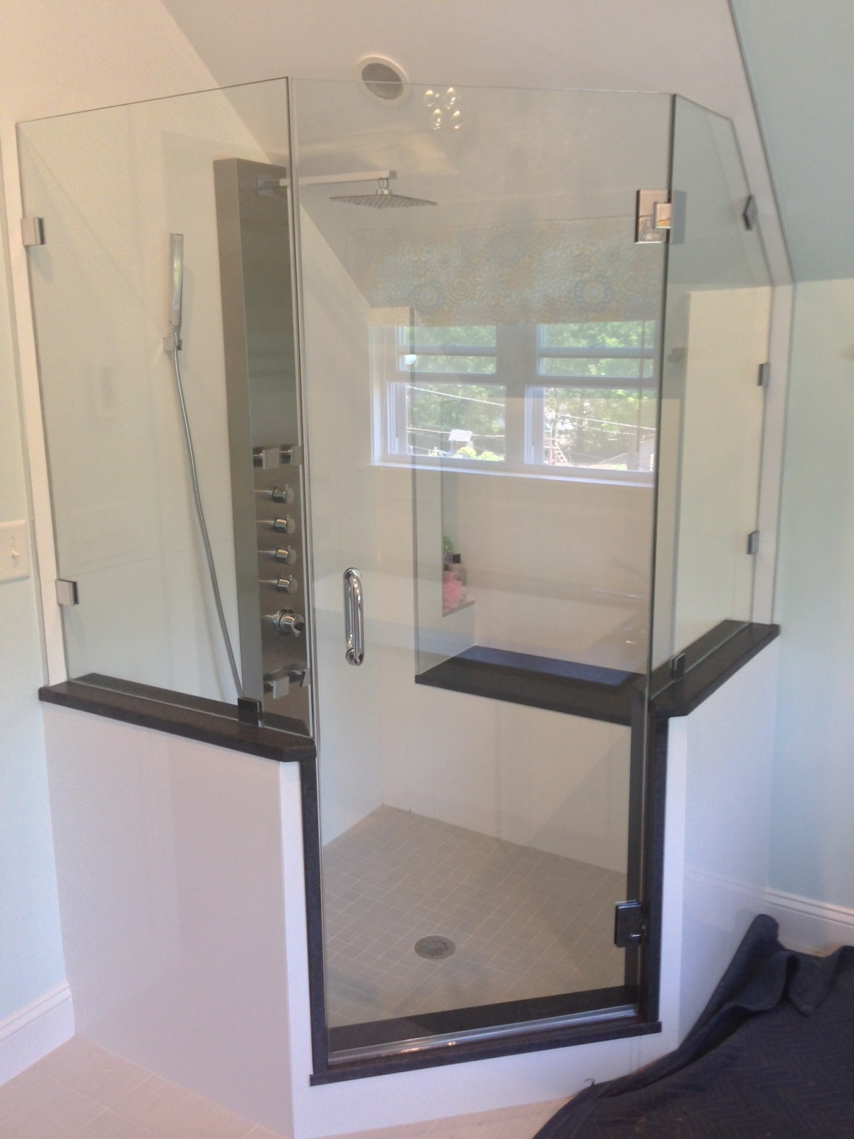 Custom Sliding Shower Doors Glass Shower Doors Enclosures Basco Roda