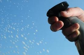 Windshield Spray Cleaner