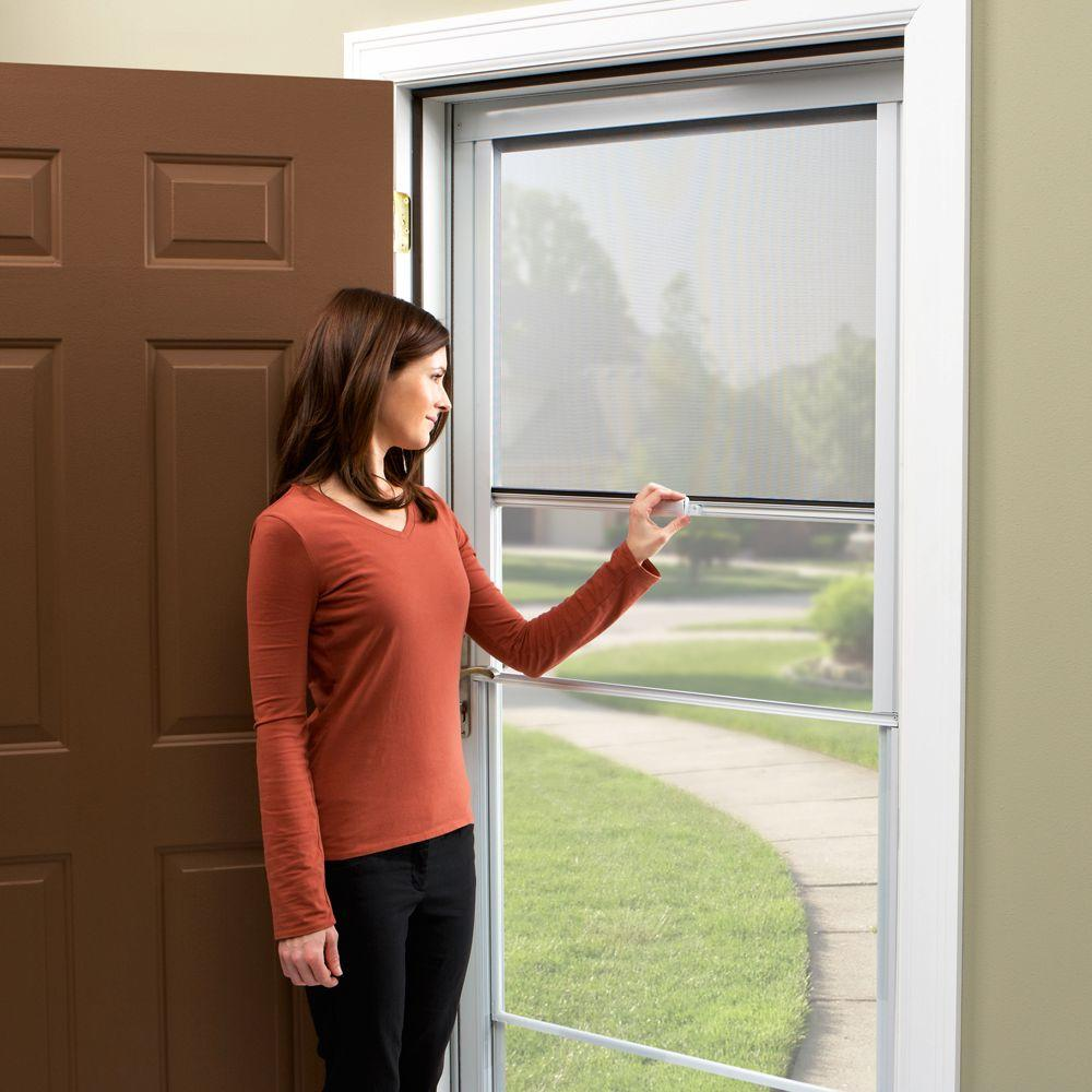 Beau Ventilating Storm Door