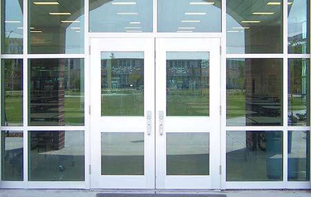 Commercial and Storefront Doors Windows Milford Massachusetts ...